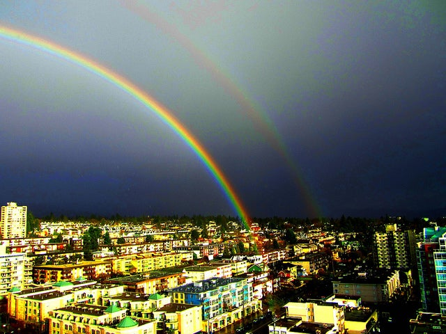 There Are Twelve Different Kinds of Rainbows