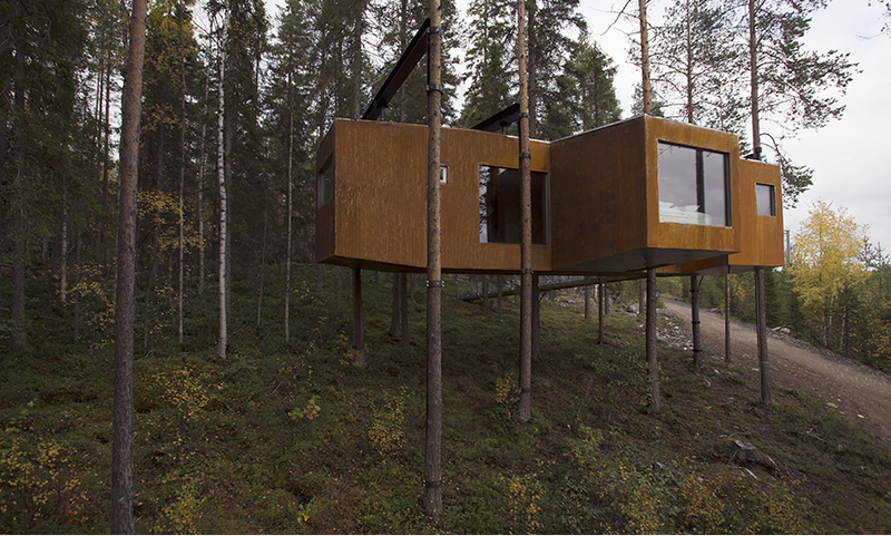 7 Charming and Wacky Treehouses You Can Rent For a Night in the Forest