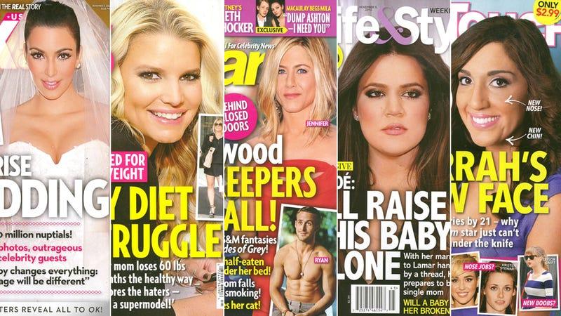 This Week In Tabloids: Hey Girl, Ryan Gosling Pees Sitting Down