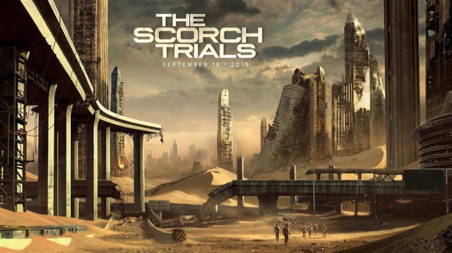 67 Science Fiction And Fantasy Movies To Watch Out For In 2015!