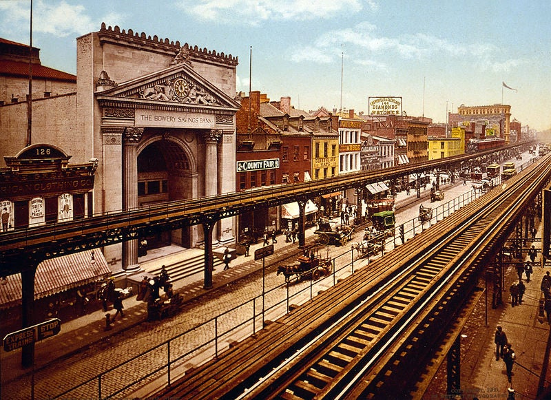 How Hipsters Ruined the Bowery