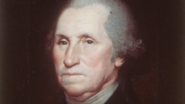 George Washington Is Britain's Greatest Foe