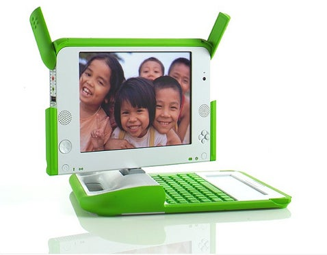 India Comes Crawling Back to OLPC