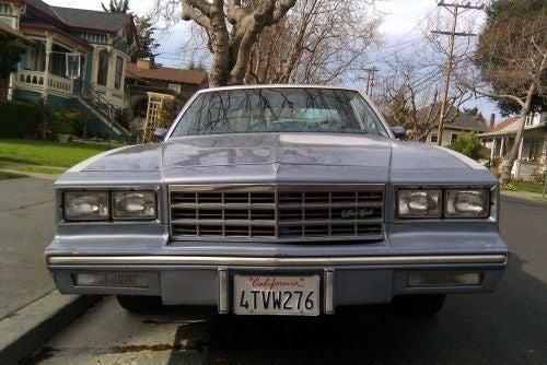 1984 Chevrolet Monte Carlo CL