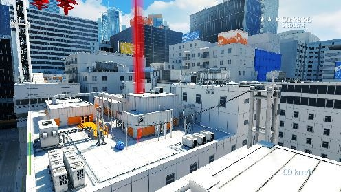 Mirror's Edge: Dude Huge Approved!