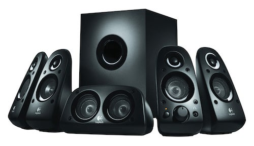 Logitech Z506 Surround Sound Speaker System Is Only $99
