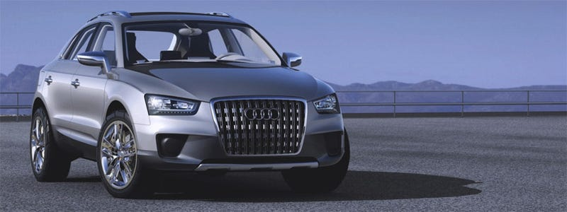 Audi To Release Mysterious New Model For 100th Anniversary