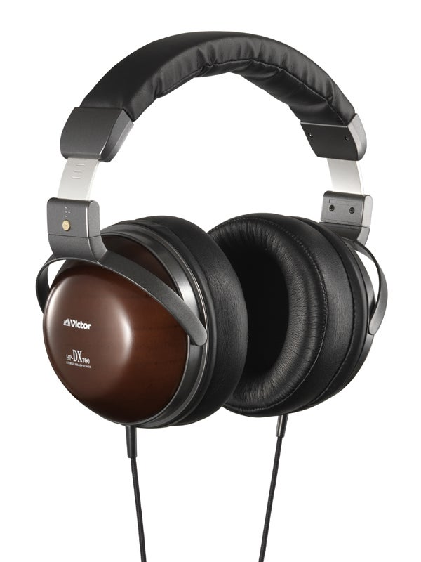 JVC's New Headphones Have Wooden Housings, Cost $730
