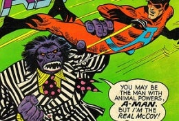 DC Proves Monkey Supremacy In Comics