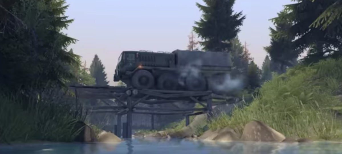 SpinTires Will Bring Gran Turismo-Level Detail To An Off-Road Video Game