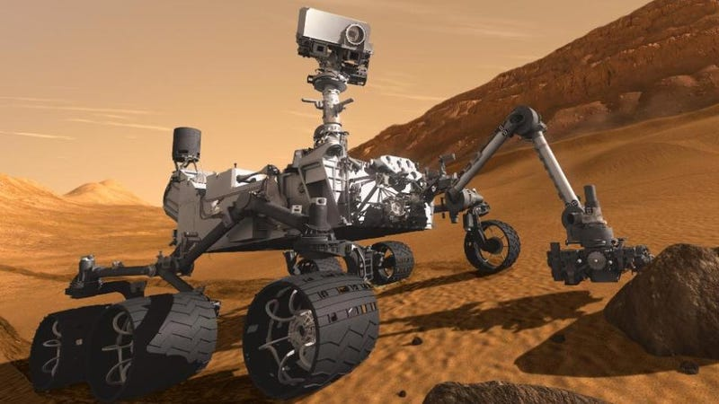 The next NASA rover could bring the first microbes to Mars