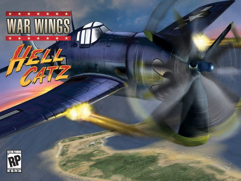 The First Mad Catz-Published Flight Sim is Pretty Much What You'd Expect