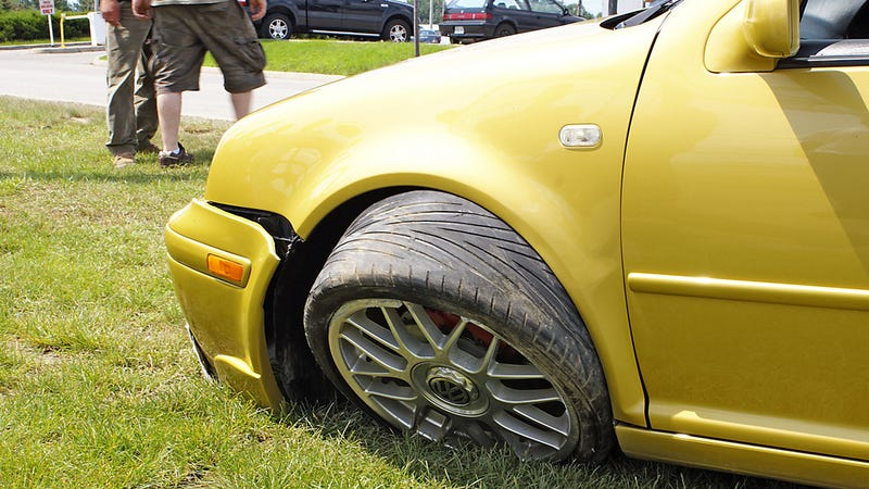 The Ten Cars You're Most Likely To Do Something Stupid In