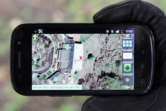 How the Army of the Future Will Share Battlefield Intelligence