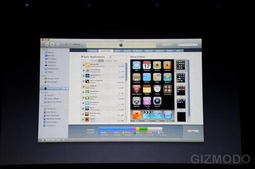 iTunes 9 Gallery
