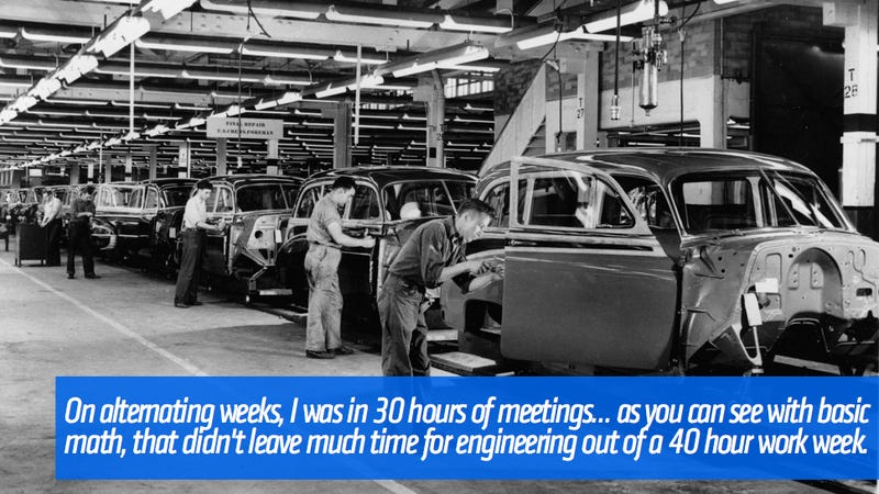 Ex-GM Engineer Explains How Company's 'Culture' Rewards Incompetence