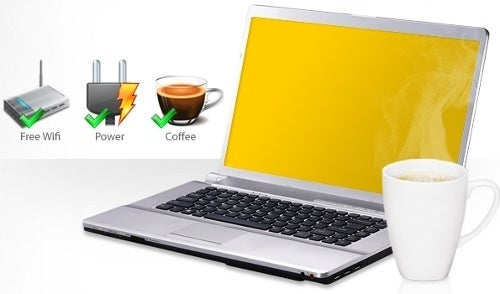 LaptopFriendlyCafes Finds Great Wi-Fi Spots Worldwide