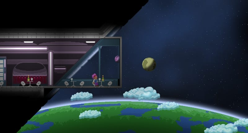 """Starbound, AKA The Best """"Performing 'Still Alive' in Space"""" Simulator"""