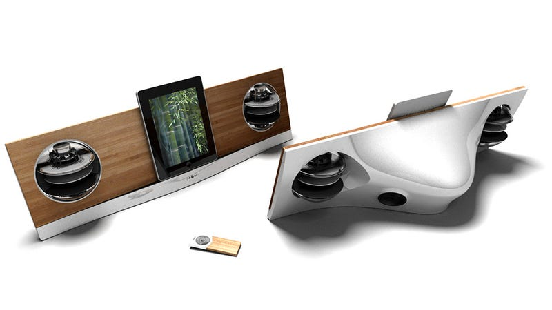 An iPad Dock That Actually Looks Better Than Your Tablet