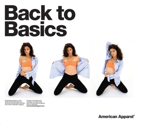 American Apparel Stock Falls as Accounting Firm Resigns