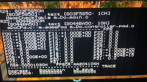Twilight Princess Hack Fix (ie Wii 3.3) Now Hacked