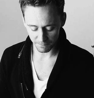 Public Service Announcement: Today is Tom Hiddleston's birthday.