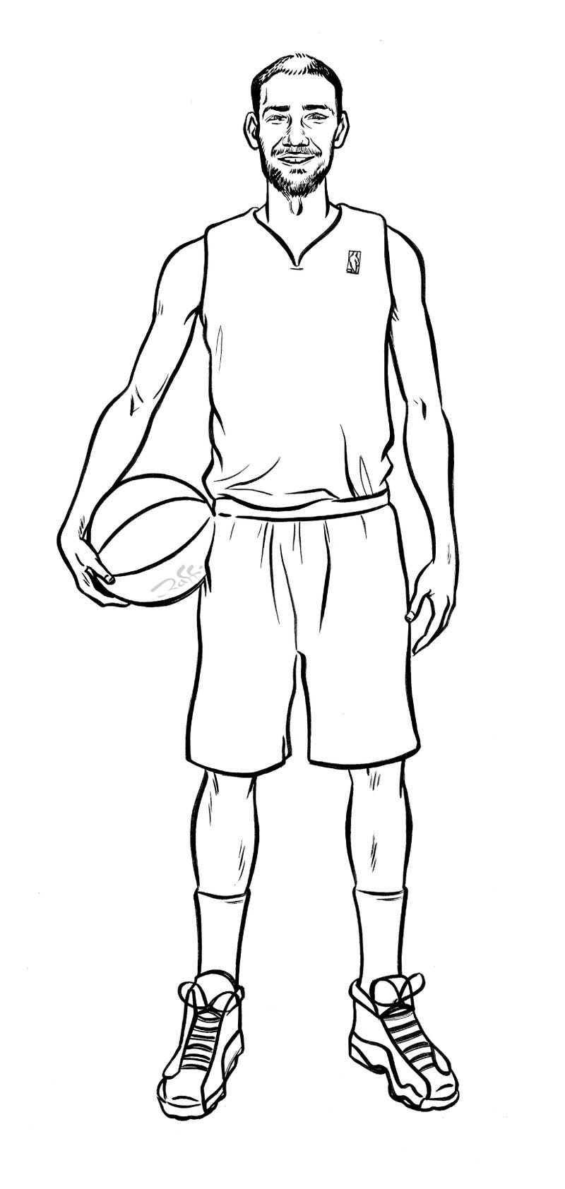 MS Paint Contest: Design A Better Toronto NBA Team