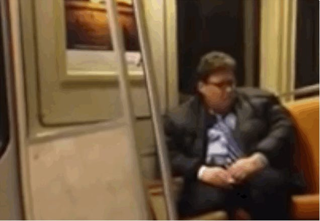 "Drunk Dude Sings Lil Jon's ""Get Low"" On D.C. Metro"