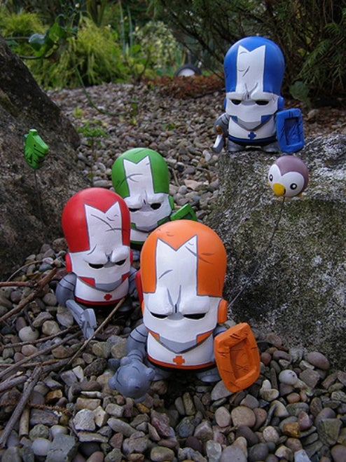 Custom Castle Crashers You Will Never Own