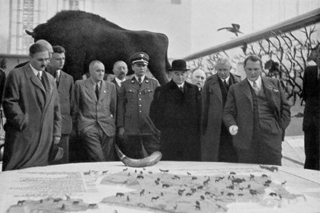 The Nazi breeding program that resurrected an extinct species