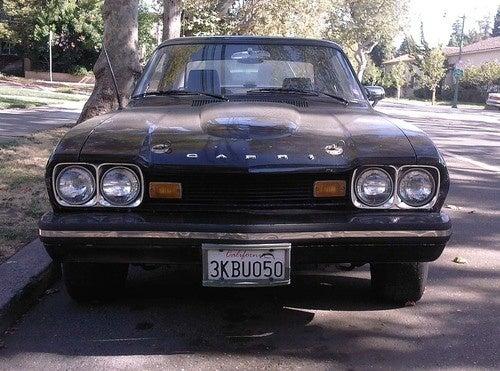 1974 Ford Capri