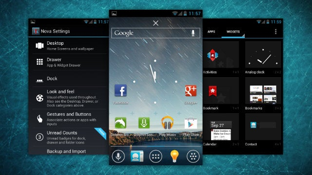Nova Launcher Brings Jelly Bean Goodness, Settings Import to Ice Cream Sandwich