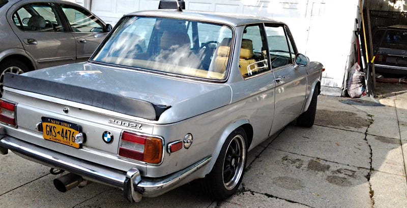 Here's The Homemade German Restomod You've Always Wanted