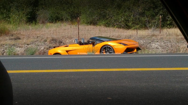 Is The Man Who Crashed This Lamborghini Gallardo Spyder A Lambo Assistant?
