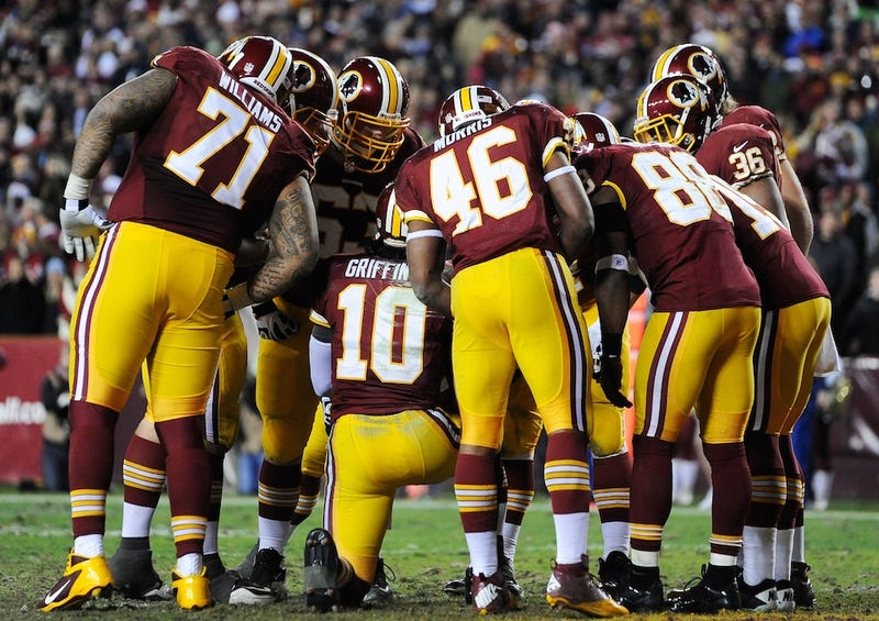 This Petition Demanding The Washington Redskins Change Their Name Probably Won't Work