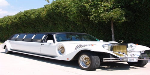 The Ten Most Obnoxious Limo Conversions