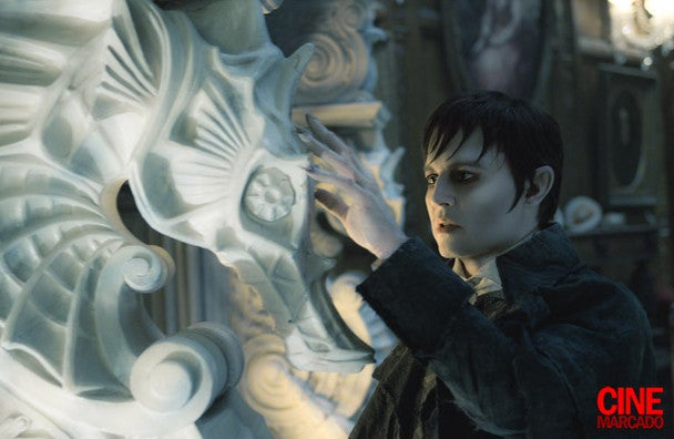 New Shots from Dark Shadows