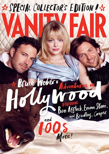 Vanity Fair's Hollywood Issue Pushes the Women of Color Aside, As Per Usual