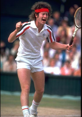 John McEnroe Thinks Tennis Is Too Hard For Ladies