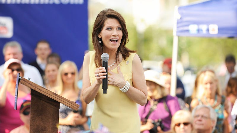Michele Bachmann Is First To Sign Iowa's Delightful 'Marriage Vow'