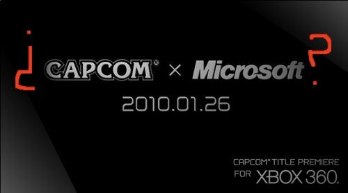 Capcom Announcing Title For Xbox Japan?
