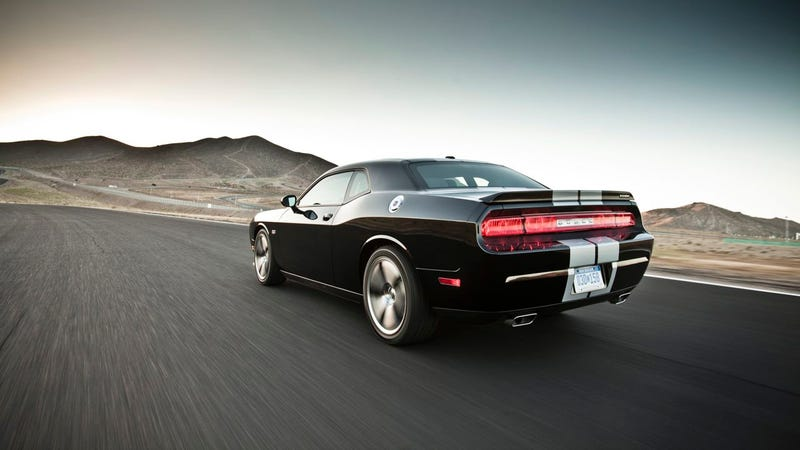 2012 Dodge Challenger SRT8 392: Photos