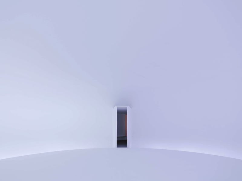A Light Installation That Feels Like the Sky, Designed By a Pilot