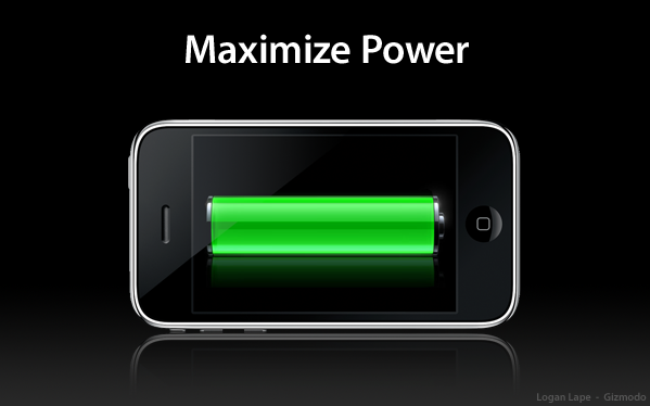 How To Maximize Your iPhone 3G's Questionably Adequate Battery Life