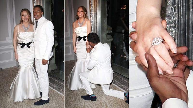 Global Superstar Nick Cannon And That Mimi Person Renewed Their Vows