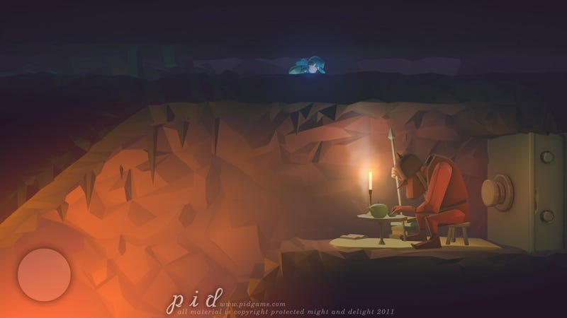 Gorgeous Indie Platformer Pid Warps Gravity In Cute, Retro Fashion