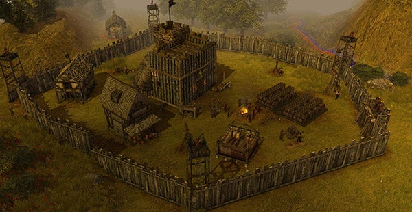 A Storm of Swords, a Stronghold 3 Preview