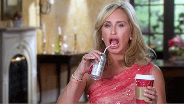 Sonja's a Mean Drunk on Real Housewives of New York