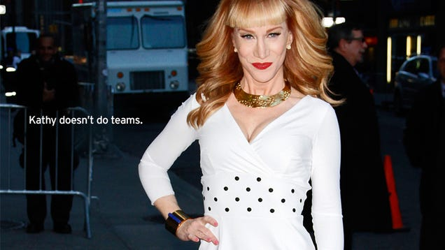 Kathy Griffin Fashion Police Episode 1 The Real Reason Kathy Griffin