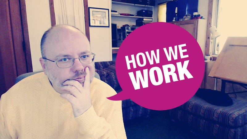 How We Work: Walter Glenn's Favorite Gear and Productivity Tricks